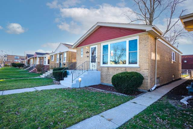 12618 S Justine Street, Calumet Park, IL 60643 (MLS #10937550) :: BN Homes Group