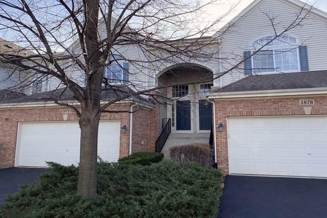 1874 Maureen Drive, Hoffman Estates, IL 60192 (MLS #10937563) :: Property Consultants Realty