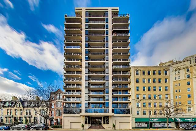 1920 N Clark Street 3B, Chicago, IL 60614 (MLS #10937609) :: Ryan Dallas Real Estate