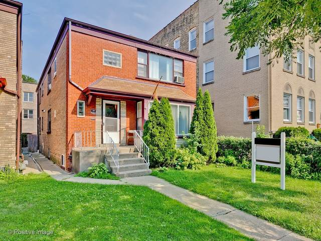 125 Custer Avenue, Evanston, IL 60202 (MLS #10937612) :: Property Consultants Realty