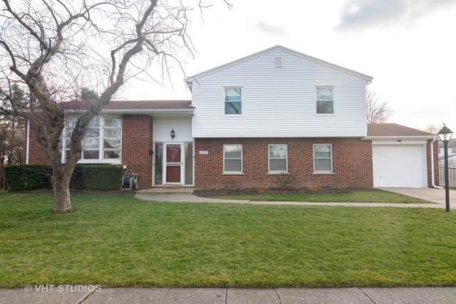 1327 E Anderson Drive, Palatine, IL 60074 (MLS #10937614) :: John Lyons Real Estate