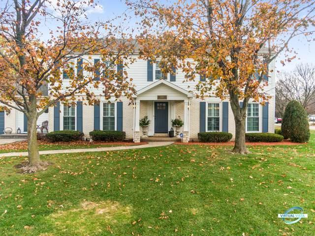 220 Wood Glen Lane, Oak Brook, IL 60523 (MLS #10937621) :: Suburban Life Realty