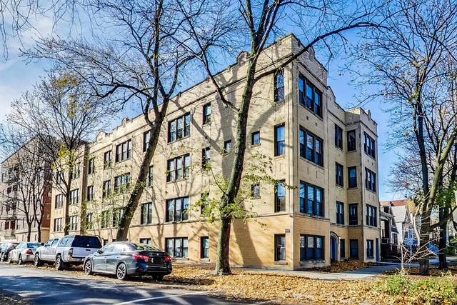 3303 W Cuyler Avenue #3, Chicago, IL 60618 (MLS #10937637) :: Lewke Partners