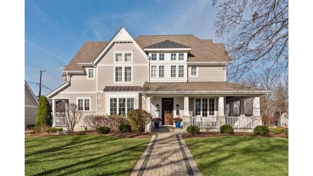 803 W 4th Street, Hinsdale, IL 60521 (MLS #10937669) :: Ryan Dallas Real Estate