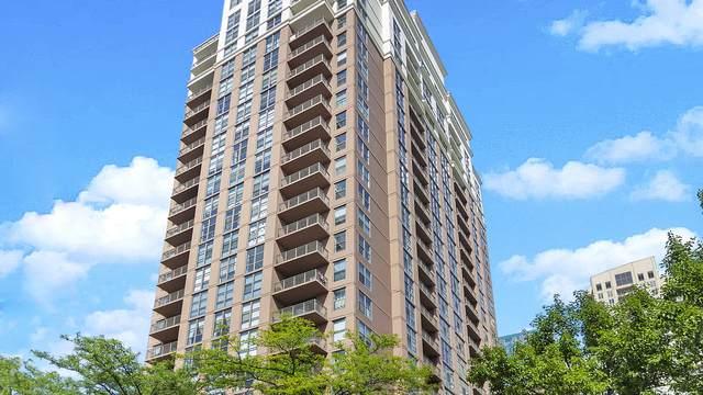 1101 S State Street H506, Chicago, IL 60605 (MLS #10937703) :: Janet Jurich