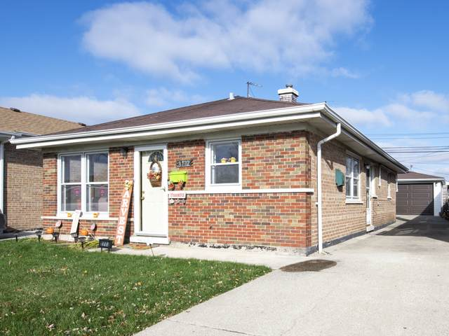 3772 W 76th Place, Chicago, IL 60652 (MLS #10937760) :: Littlefield Group