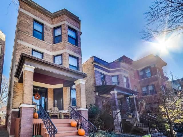 5533 N Glenwood Avenue, Chicago, IL 60640 (MLS #10937762) :: Lewke Partners