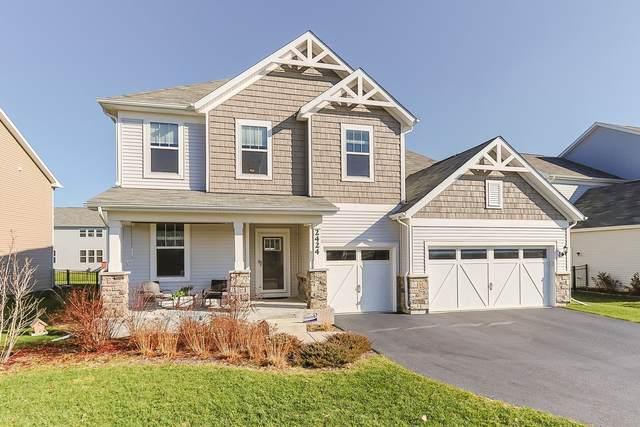 2424 Basin Trail Lane, Naperville, IL 60563 (MLS #10937802) :: Helen Oliveri Real Estate