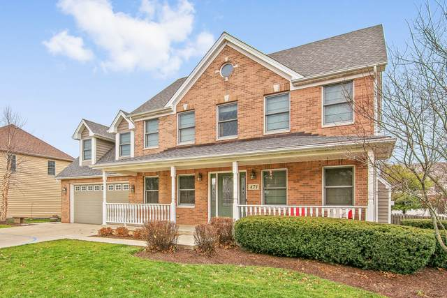 471 Prairie View Lane, Hinckley, IL 60520 (MLS #10937809) :: John Lyons Real Estate