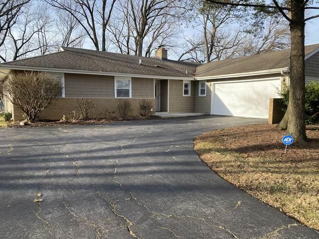 1730 Lake Drive, Flossmoor, IL 60422 (MLS #10937826) :: Littlefield Group