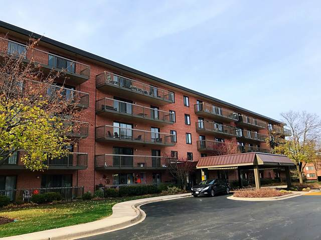 6443 Clarendon Hills Road #204, Willowbrook, IL 60527 (MLS #10937832) :: John Lyons Real Estate