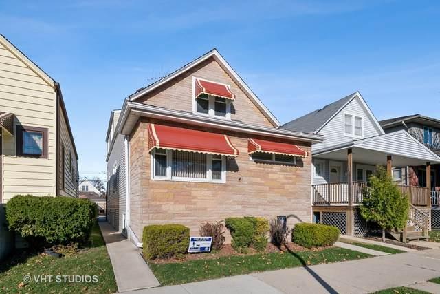 5032 W Byron Street, Chicago, IL 60641 (MLS #10937851) :: Lewke Partners