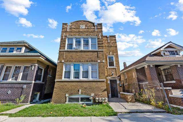 5725 S Maplewood Avenue, Chicago, IL 60629 (MLS #10937856) :: John Lyons Real Estate