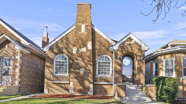 6434 S Keeler Avenue, Chicago, IL 60629 (MLS #10937874) :: Lewke Partners