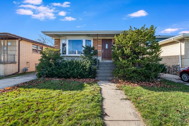 8952 S Mozart Avenue, Evergreen Park, IL 60805 (MLS #10937880) :: BN Homes Group