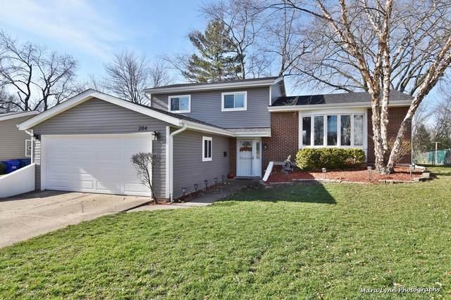 2114 S Bradford Drive, Wheaton, IL 60189 (MLS #10937905) :: John Lyons Real Estate
