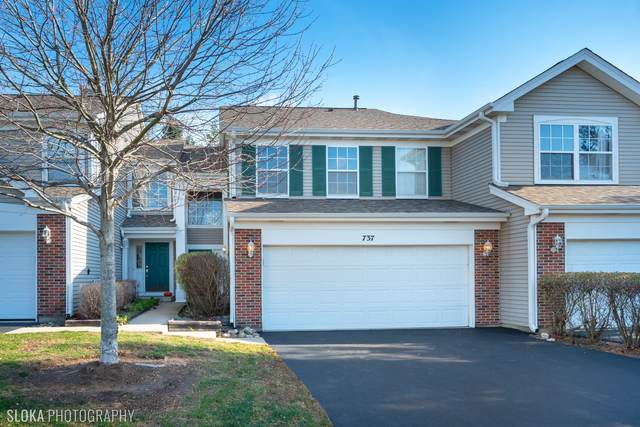 737 Timothy Court, East Dundee, IL 60118 (MLS #10937914) :: Helen Oliveri Real Estate