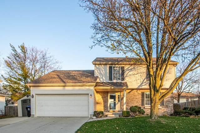 1223 Challis Drive, Bloomington, IL 61704 (MLS #10937920) :: Littlefield Group