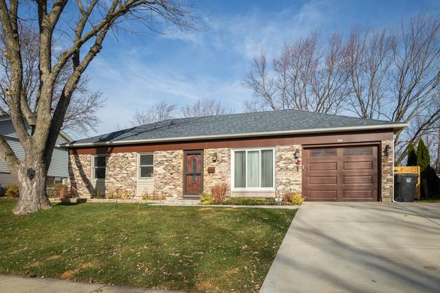 706 Larsen Avenue, Streamwood, IL 60107 (MLS #10937942) :: BN Homes Group