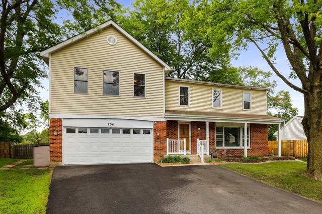 754 Buffalo Circle, Carol Stream, IL 60188 (MLS #10937956) :: John Lyons Real Estate