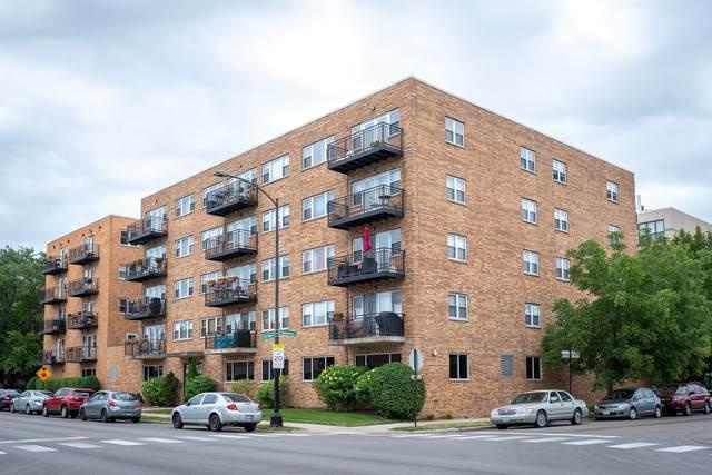 2525 W Bryn Mawr Avenue #505, Chicago, IL 60659 (MLS #10937996) :: Lewke Partners