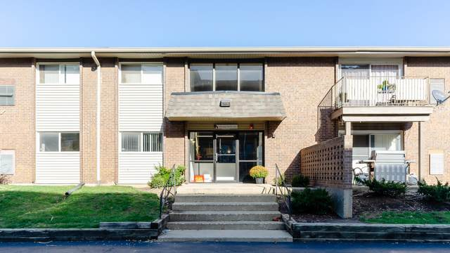 2300 Beau Monde Lane #206, Lisle, IL 60532 (MLS #10938003) :: The Wexler Group at Keller Williams Preferred Realty