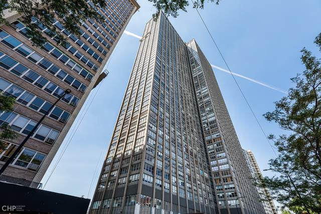 655 W Irving Park Road #1611, Chicago, IL 60613 (MLS #10938009) :: Property Consultants Realty