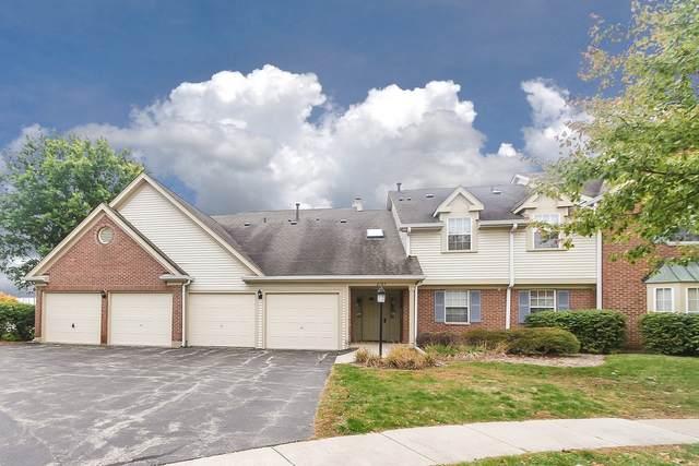 2789 Green Bridge Court W1, Schaumburg, IL 60194 (MLS #10938020) :: BN Homes Group