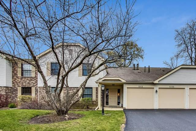 5109 Coventry Lane #5109, Gurnee, IL 60031 (MLS #10938029) :: BN Homes Group
