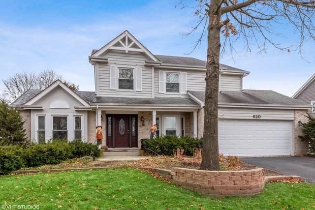 920 Elm Street, Naperville, IL 60540 (MLS #10938031) :: Lewke Partners