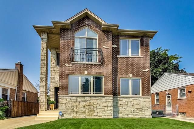 7234 N Meade Avenue, Chicago, IL 60646 (MLS #10938044) :: Helen Oliveri Real Estate