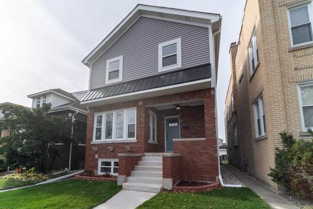 5534 N Linder Avenue, Chicago, IL 60630 (MLS #10938050) :: BN Homes Group
