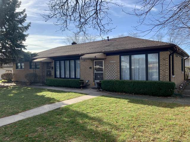 8233 W Foster Avenue, Norridge, IL 60706 (MLS #10938069) :: Lewke Partners