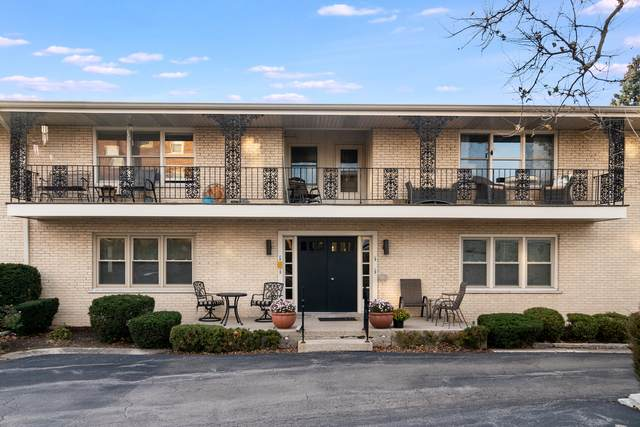 595 Duane Street 1B, Glen Ellyn, IL 60137 (MLS #10938077) :: Helen Oliveri Real Estate