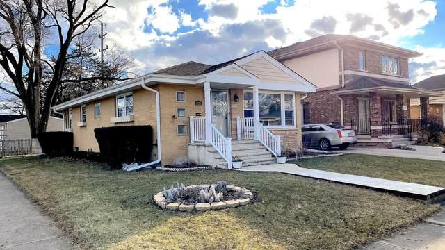 8213 W Agatite Avenue, Norridge, IL 60706 (MLS #10938105) :: Lewke Partners