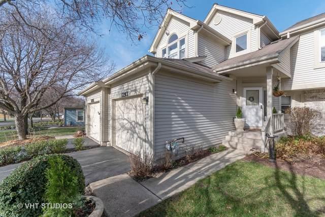 1293 Rhodes Lane #1293, Naperville, IL 60540 (MLS #10938141) :: Lewke Partners