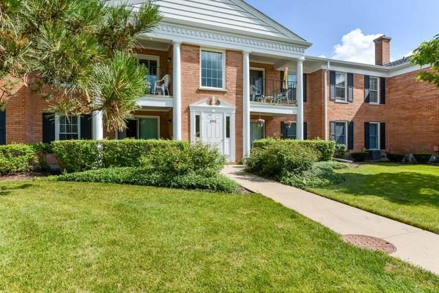 565 Shorely Drive #102, Barrington, IL 60010 (MLS #10938142) :: Lewke Partners