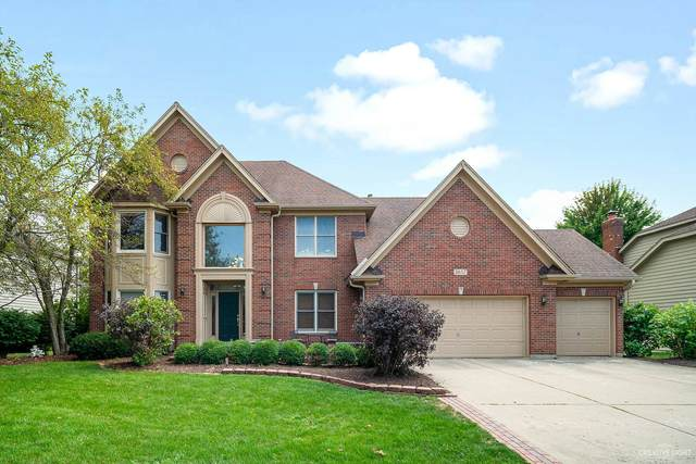 3657 Monarch Circle, Naperville, IL 60564 (MLS #10938157) :: Helen Oliveri Real Estate