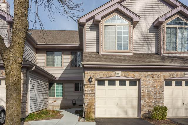 1504 N Saint Marks Place, Palatine, IL 60067 (MLS #10938195) :: Jacqui Miller Homes