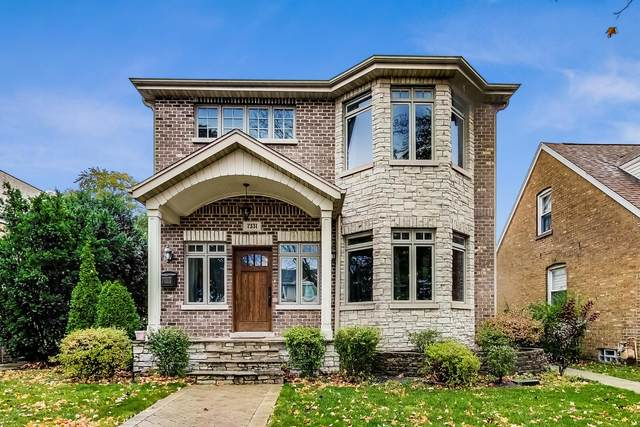 7331 N Osceola Avenue, Chicago, IL 60631 (MLS #10938196) :: BN Homes Group