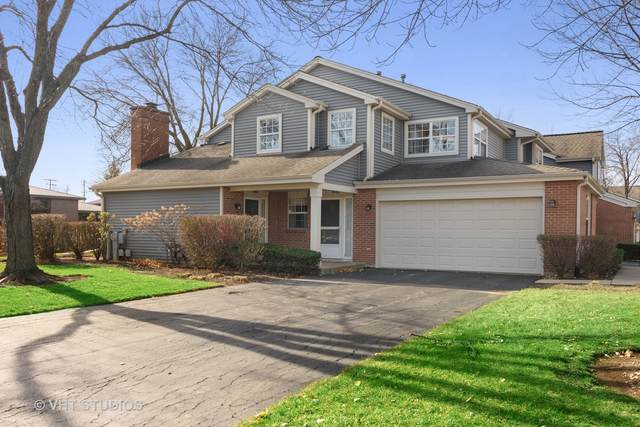 1401 W Orchard Place #1401, Arlington Heights, IL 60005 (MLS #10938209) :: Lewke Partners