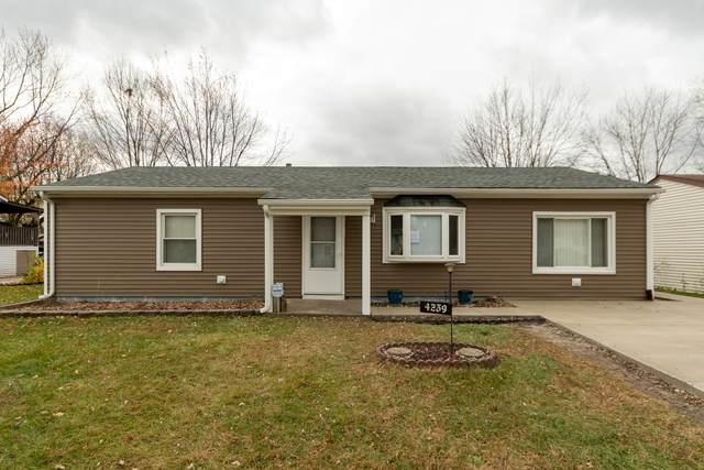 4239 Andover Drive, Richton Park, IL 60471 (MLS #10938212) :: Lewke Partners