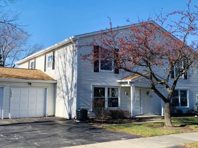 1193 E Barberry Lane A, Palatine, IL 60074 (MLS #10938238) :: Janet Jurich