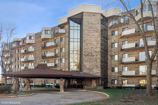 1275 E Baldwin Lane #504, Palatine, IL 60067 (MLS #10938248) :: The Wexler Group at Keller Williams Preferred Realty