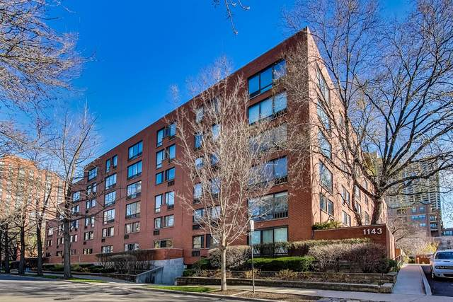 1143 S Plymouth Court #125, Chicago, IL 60605 (MLS #10938253) :: O'Neil Property Group