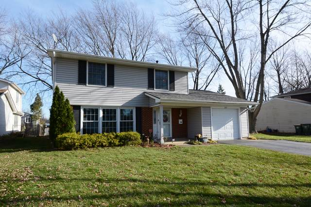8171 N Carrolton Court, Hanover Park, IL 60133 (MLS #10938257) :: Helen Oliveri Real Estate