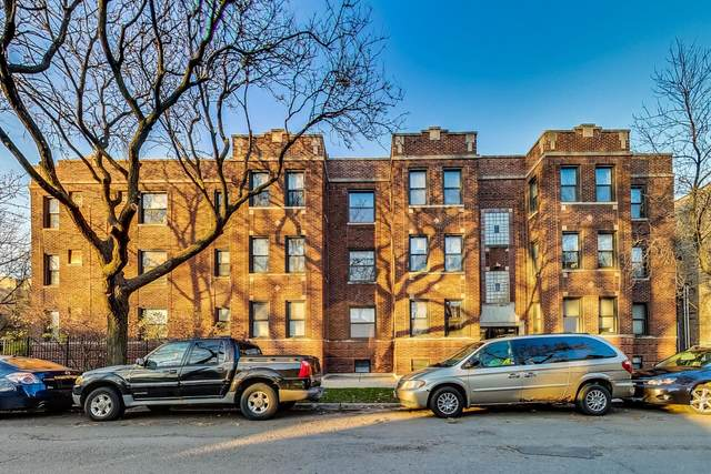 3614 W Wilson Avenue #3, Chicago, IL 60625 (MLS #10938262) :: BN Homes Group