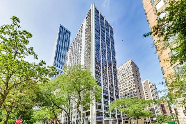 222 E Pearson Street #1707, Chicago, IL 60611 (MLS #10938294) :: The Wexler Group at Keller Williams Preferred Realty