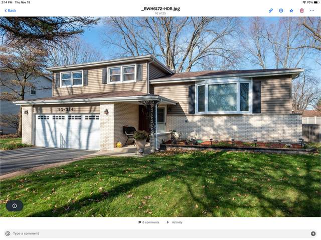 30W314 Argyll Lane, Naperville, IL 60563 (MLS #10938299) :: John Lyons Real Estate