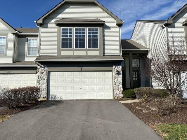 3214 Bromley Lane, Aurora, IL 60502 (MLS #10938336) :: Helen Oliveri Real Estate